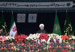 President Rouhani Vows Push to Enhance Iran's Missile Power